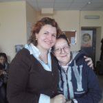 с Кармен Бандин